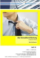 Heft 10 - Die Verwalterentlastung